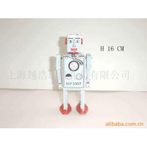 TF397铁皮玩具小钢牙机器人