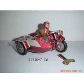 TF450铁皮玩具三轮摩托