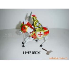 TF245铁皮玩具骑士 越浩