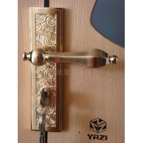 欧式门锁别墅门锁大门锁欧式锁具对开门锁仿古锁