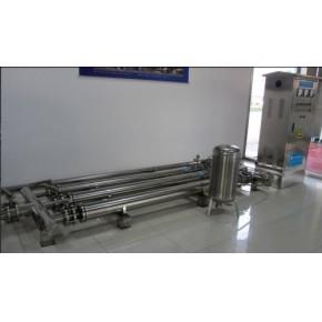 SSYD型恒压物联网管中泵供水设备