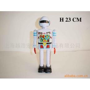 TF422铁皮玩具航天机器人