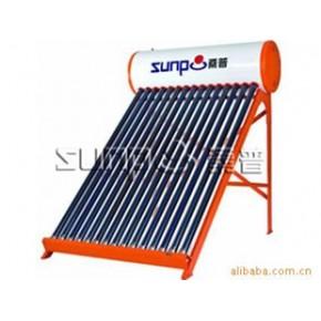 领袖技术热水器,十大领军品牌桑普太阳能热水器