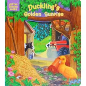 小鸭子的金色日出 书籍 玩具书 北京图书