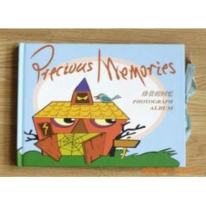 量大从优!原版儿童卡通相册--珍贵的回忆