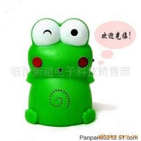 青蛙迎宾器、门铃,感光门铃、感应门铃