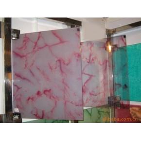 夹胶夹丝玻璃 5+6(mm)