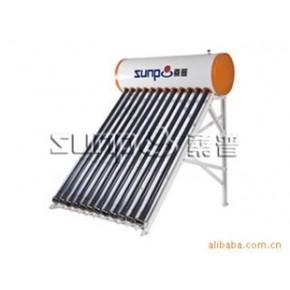 """分体式太阳能热水器, 桑普""""十大领军品牌""""300升"""
