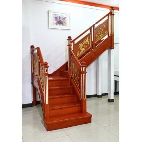 实木楼梯S18