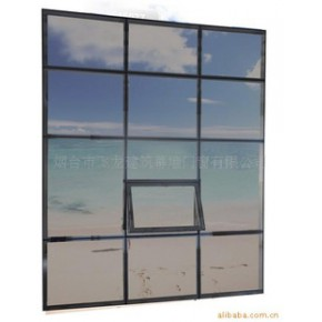 AS2047认证FL50系列铝合金上悬窗