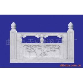 雕刻石材 汉白玉栏板 汉白玉阳台柱
