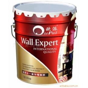 欧派全效合一豪华墙面漆 欧派