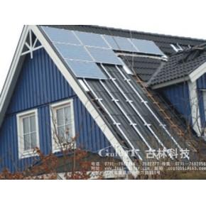 古林太阳能屋顶安装系统11(无框组件)