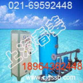 CGSH泗洪体育馆补水泵组