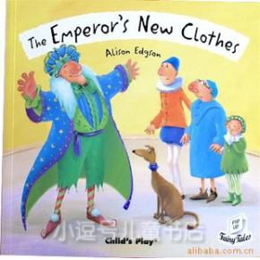 The Emper's New Clothes皇帝的新装 是精典童话故事