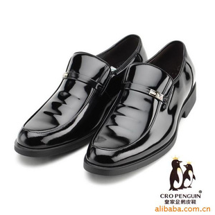 同步鞋厂倾情纯手工打造欧式贵族魅力正装皮鞋
