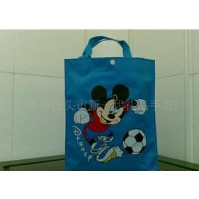 大量生产礼品手提袋公司 学生资料袋图片 办公文具袋厂家 礼品购物袋定做