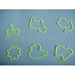 供硅胶橡皮筋 硅胶