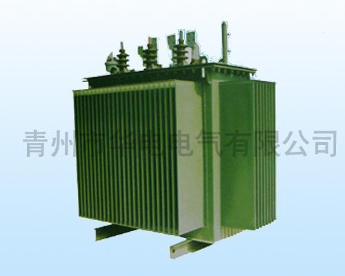 在使用电力变压器时必须合理地选用变压器的额定容量