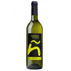 西班牙葡萄酒 爱丽丝干白葡萄酒Estrelina