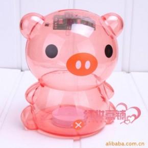 批发卡通动物存钱罐/(音乐存钱罐)小福猪