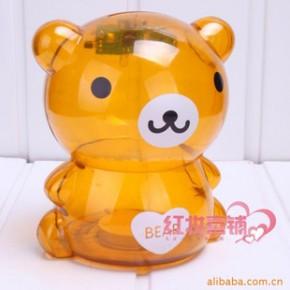 批发卡通动物存钱罐/(音乐存钱罐)黄色小熊