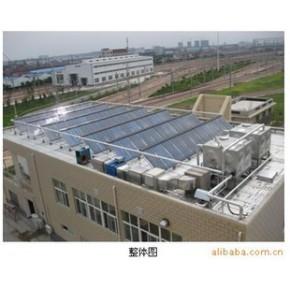 上海桑普太阳能热水工程,桑普太阳能