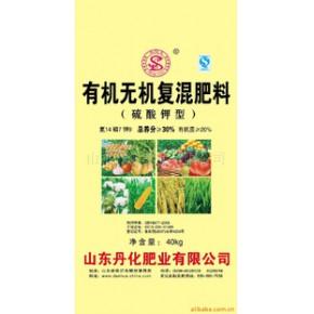 """""""丹化王""""系列  硫酸钾型  有机无机复混肥料"""