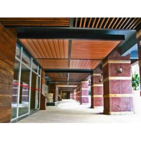 昆明生态木公司昆塑提供昆明木塑复合材料昆明装饰墙板等