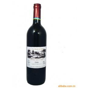 进口葡萄酒 法国干红 拉菲2006干红葡萄酒