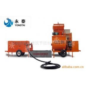 混凝土机械设备/YT泡沫混凝土机械设备