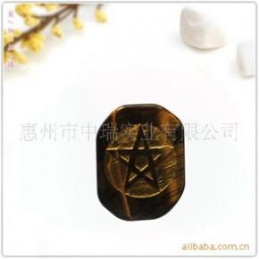 【专业生产】供应各种天然半宝石【刻图】工艺品