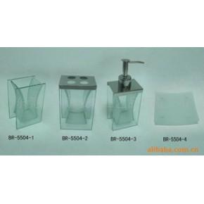 玻璃制品、玻璃衛浴組 衛浴組