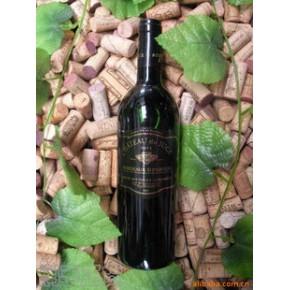 优质嘉宾堡红葡萄酒(法国优良餐酒高级AOC)