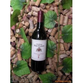 优质双狮庄园红葡萄酒(法国优良餐酒高级AOC)