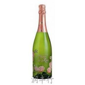优质玫瑰恋情白(香摈)起泡葡萄酒