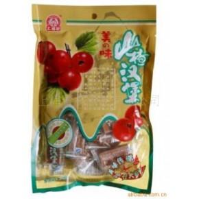 大福记山楂汉堡 酸甜好味道 休闲好零食 支持混