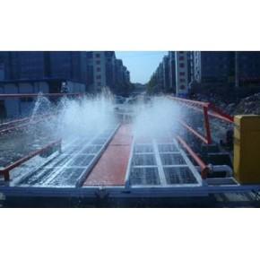 安徽工地洗车机-解决公路扬沙问题的关键-华杰牌洗车机