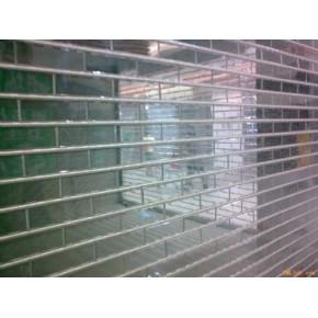 北京商场安装水晶卷帘门
