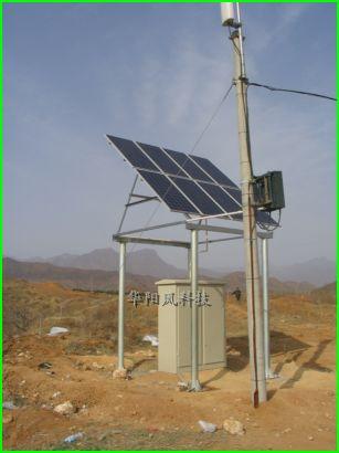 太阳能监控发电系统、太阳能监控供电设备方案