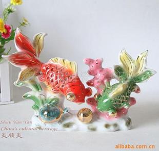 景德镇陶瓷工艺品 家居饰品摆设