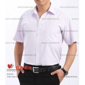 男士衬衣定做-郑州红叶服饰有限公司