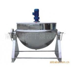 订做不锈钢立式搅拌反应锅