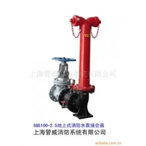 地上式消防水泵接合器SQS100-2.5