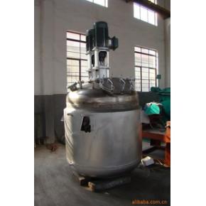 电加热反应釜、不锈钢反应釜、高速分散机