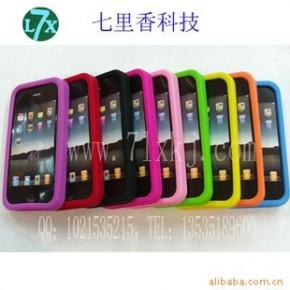 IPHONE4G硅胶套,手机保护套,苹果手机套