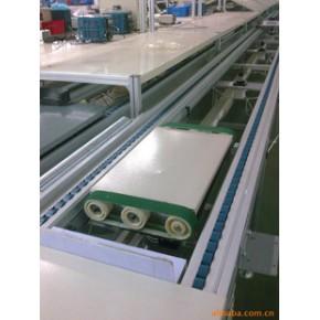 三倍速链条组装线,工装板组装线