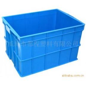 山东济南青岛烟台塑料周转箱 服装周转箱