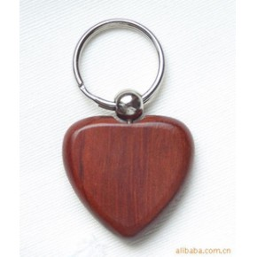 制作定做木质钥匙扣 材质有枫木,花梨,樟木小巧