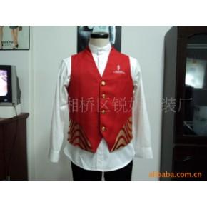 酒店服务员制服/各行业工作制服